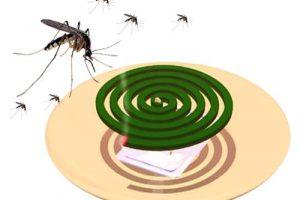 Đốt nhang muỗi có thể gây mù mắt và ung thư phổi