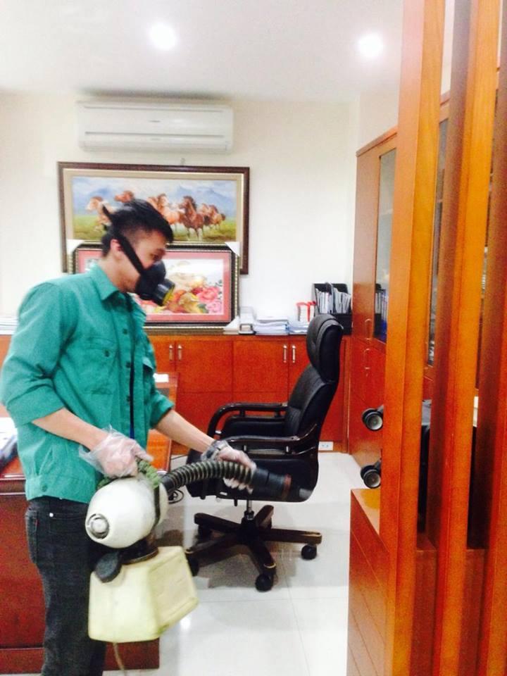 Dịch vụ phun thuốc muỗi uy tín tại Hà Nội 1