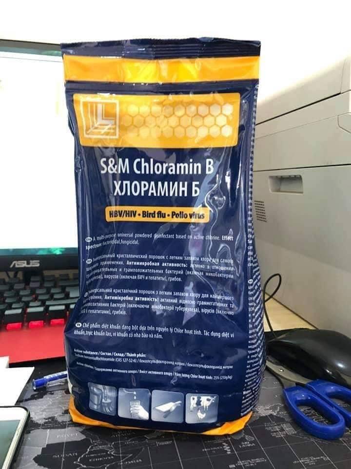Quy trình phun thuốc khử trùng phòng chống dịch viêm phổi Corona 1